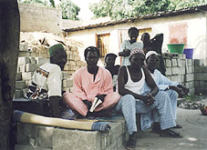 Fina Korta Ensemble: Group Photo