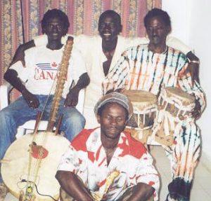 Mande Cultural Group